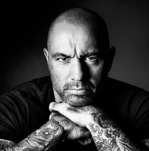 a picture of Joe Rogan